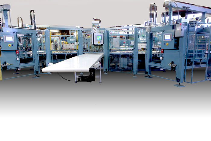 Process Controlled RF Welding Specialized System