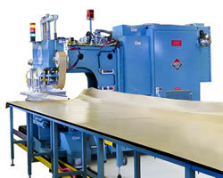 PLC Traveling RF Sealing Machine