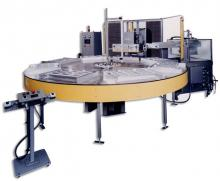 15 KW 8 Position Turntable
